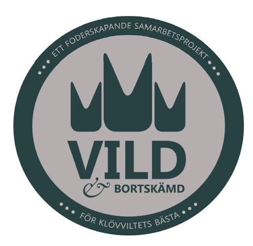Vild & Bortskämd logga