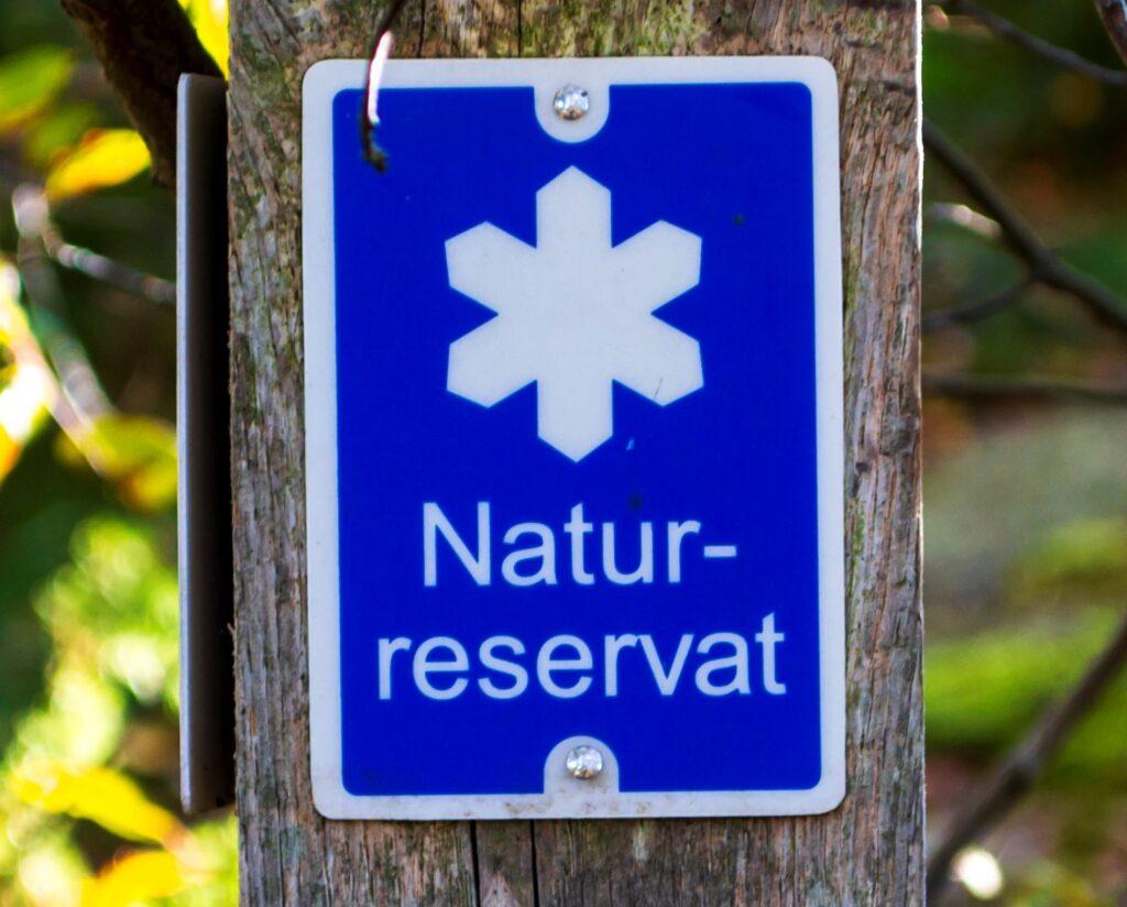 Naturreservat Foto:MostPhotos