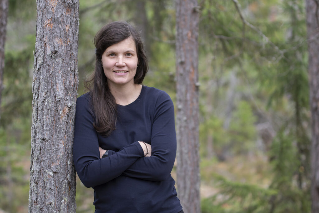 Anna Schönström, ordförande NYKS
