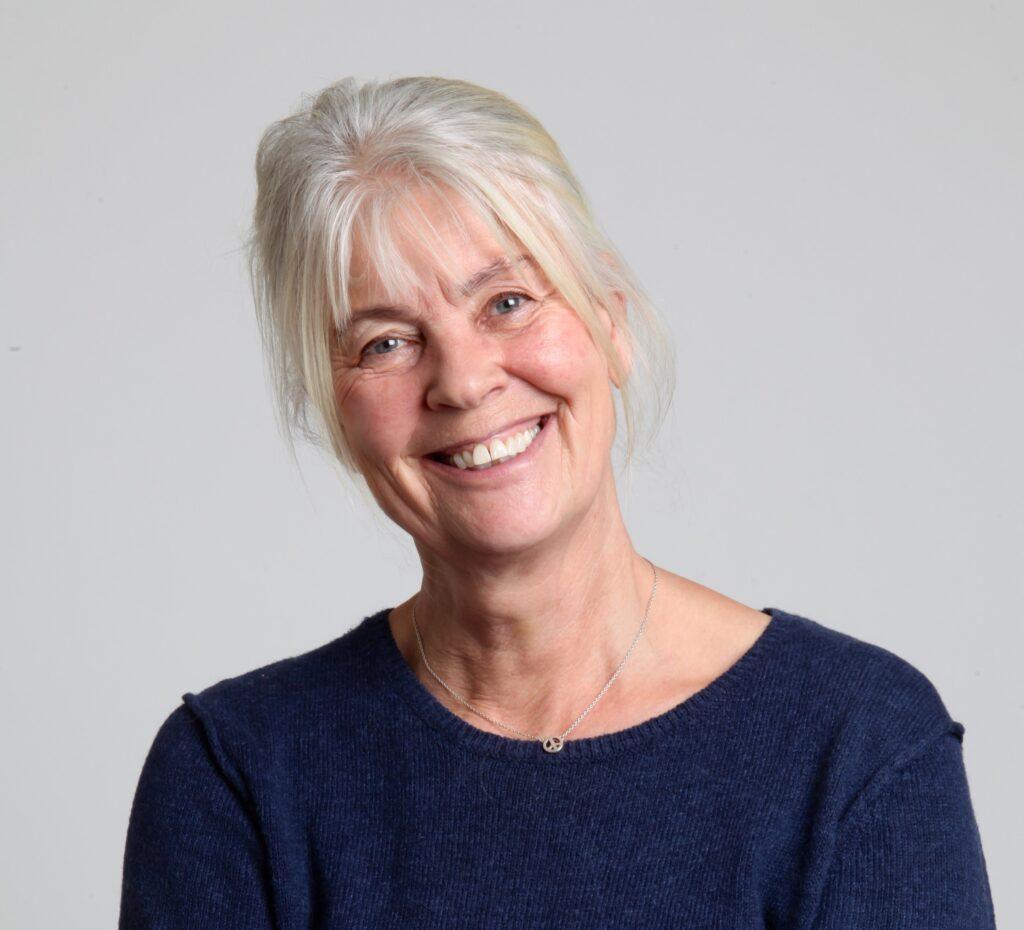 Eva Magnusson. Foto: Privat