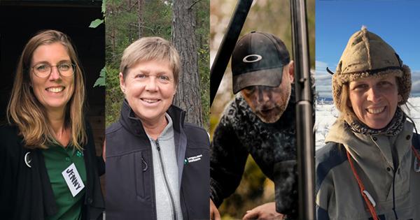 Teamet från Skogens Kraft.