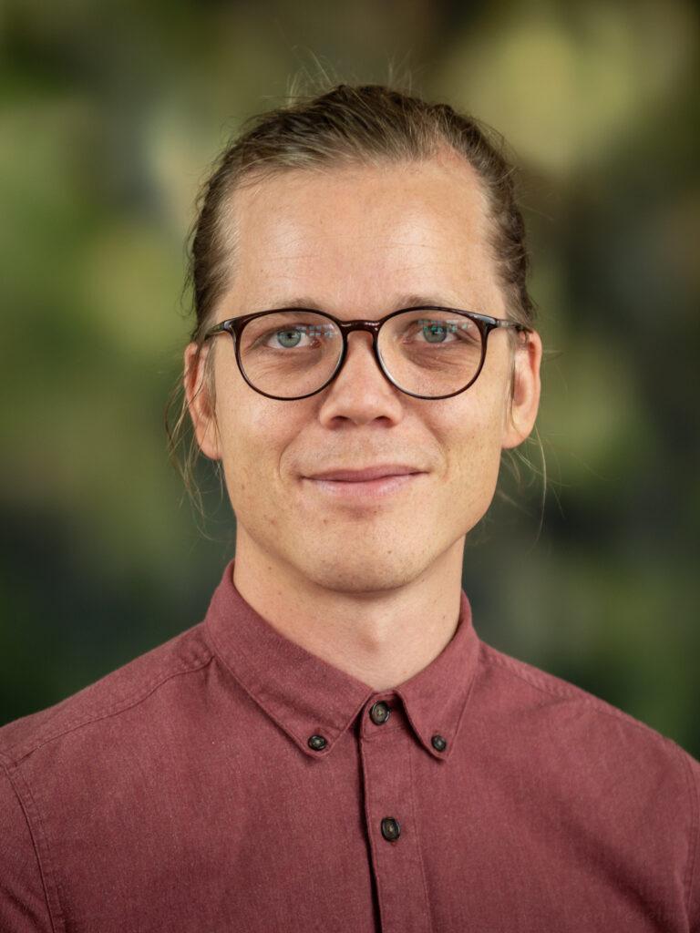 Örjan Grönlund. Foto: Skogforsk