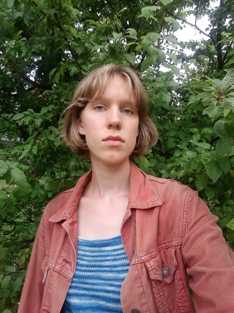 Signe Rönnegård, agronomstudent SLU Foto: Privat