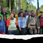 Styrgruppen Skånsk skogsstrategi Foto: Kristina Larsson