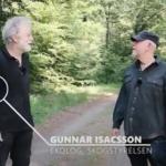 Gunnar Isacsson och Åke Högman